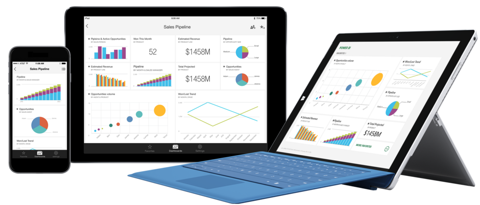 Microsoft-Power-BI-ipad