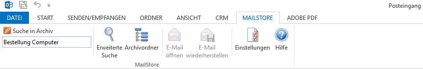 E-Mail-Archivierung-Mailstore