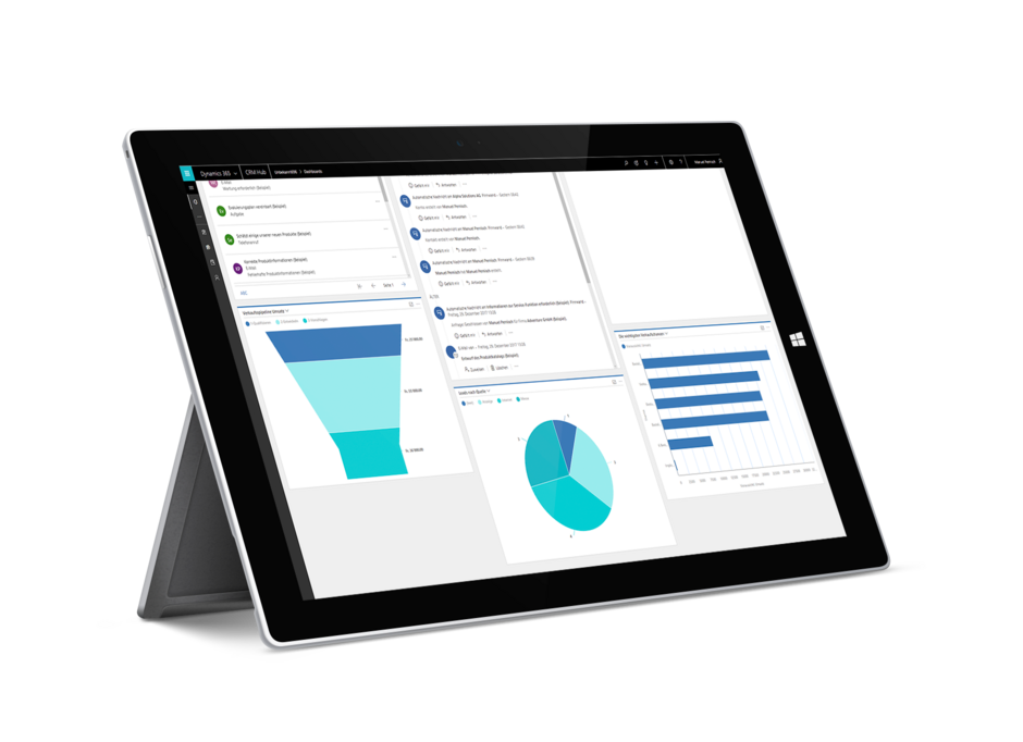 CRM Software Microsoft 365